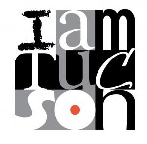 I Am Tucson Logo B-W