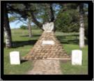 Geronimo's Burial Site in Oklahoma