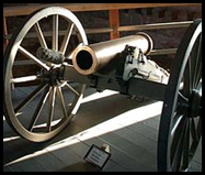 Civil War era howitzer